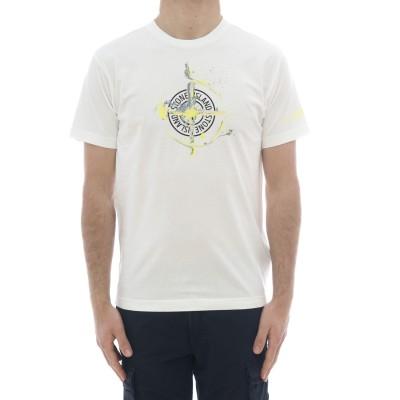 T-shirt - 2ns83 t-shirt stampa