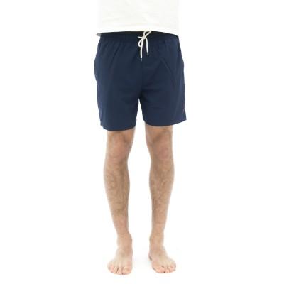 Swim shorts - 840302 solid...