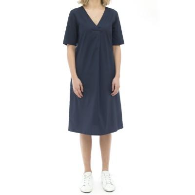 ドレス-Lavigna15113ポプリンドレス