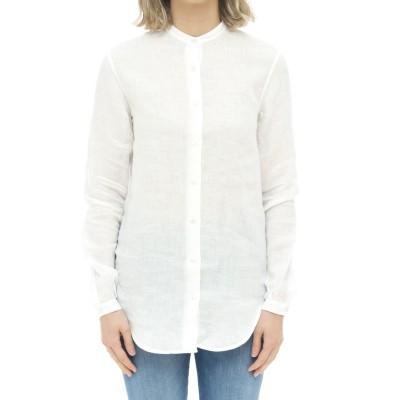 レディースシャツ-Marvi85135韓国のリネン