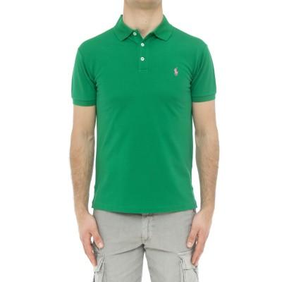 ポロシャツ-541705スリムフィットポロシャツ