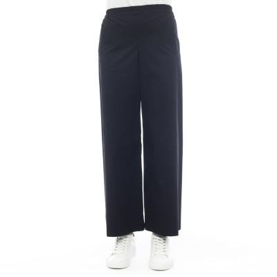 女性用ズボン-210t07ポプリンズボン