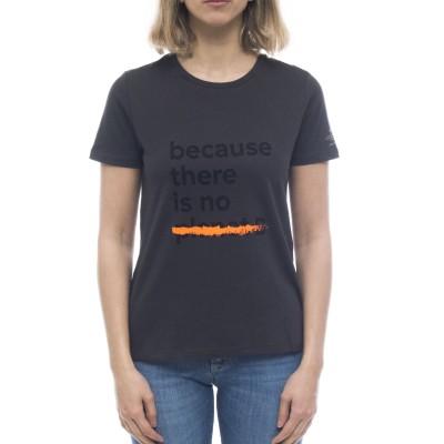 女性用Tシャツ-ハーフTシャツws