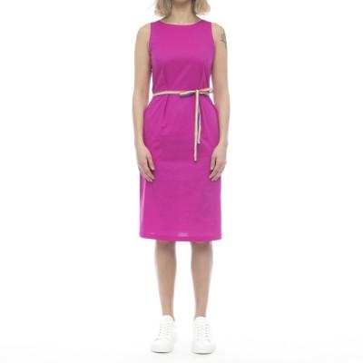 Dress - 114t01 sheath dress sm
