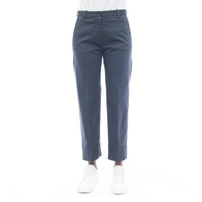 女性用ズボン-Lavignalv40g18ストレッチサテン