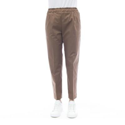 女性用ズボン-Pamelapm14g26ポプリンライト...