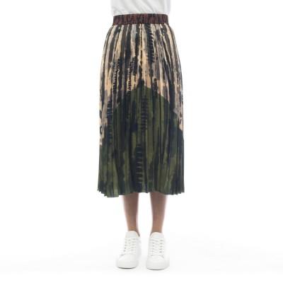 Skirt - Carama pleated skirt