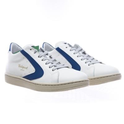 靴-トーナメントナッパマンホワイトロイヤル