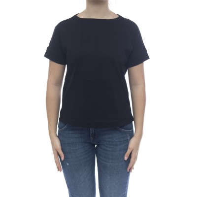 女性Tシャツ-1304綿100%オーガニックTシャツ