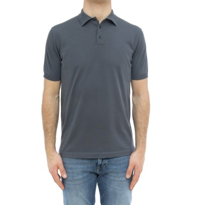 Kurzarm-Poloshirt für...