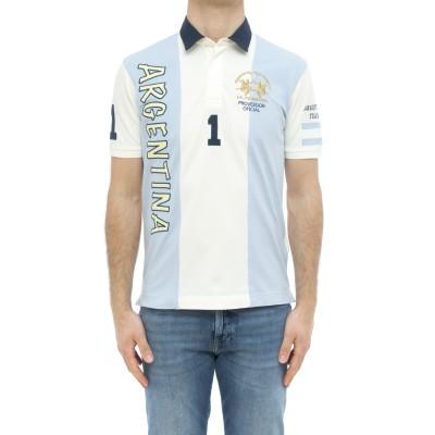 ポロシャツ-Rmp614アルゼンチンエプリカポロシャツ