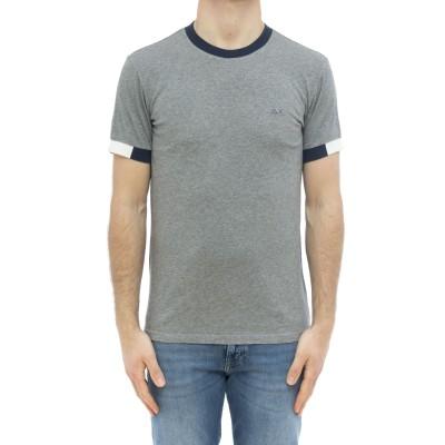 T-shirt - T31103 border...