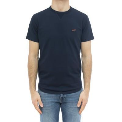 Tシャツ-T31114ハニカムTシャツ