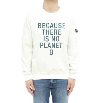 メンズスウェットシャツ-スウェットシャツのラッププリン...