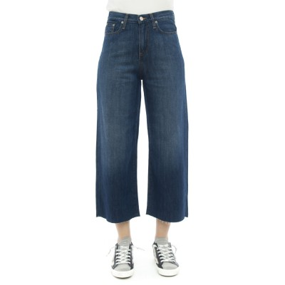 Jeans - Rita cropped mid