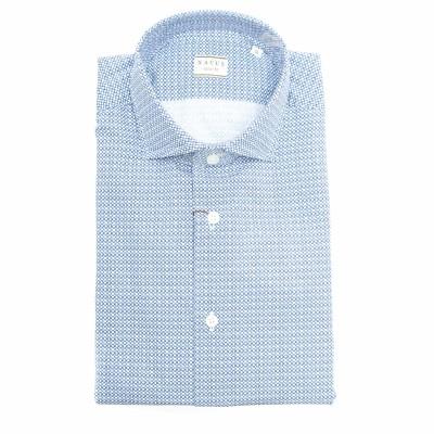 メンズシャツ-81570748プリント