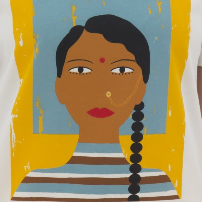 Brooch - 596j03 t-shirt print