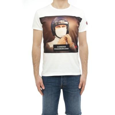 T-shirt uomo - Icon s m helmet