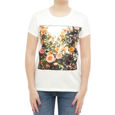 女性用Tシャツ-アイコンswbuds