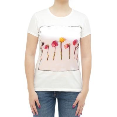 女性用Tシャツ-アイコンswドライ