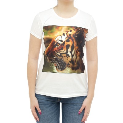 T-shirt donna - Icon s w tiger