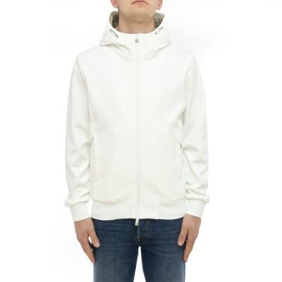 ジャケット-中田pf711スウェットシャツジャケット