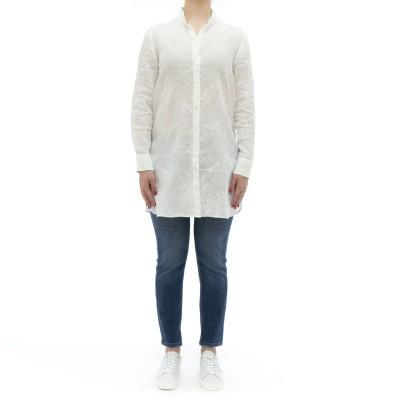 レディースシャツ-クレマンスファンシーシャツ
