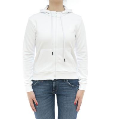 スウェットシャツの女性-Df0149wflee12オー...