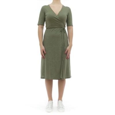 Dress - M011 fro134 linen...