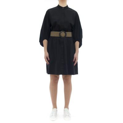 Dress - Tanushri belt dress