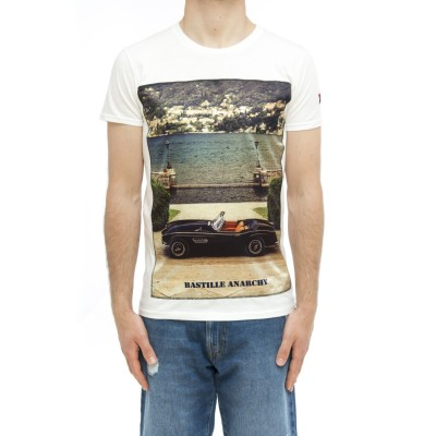 Mens t-shirt - Icon sm lake