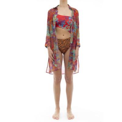 Dress - Beach shirt dress...