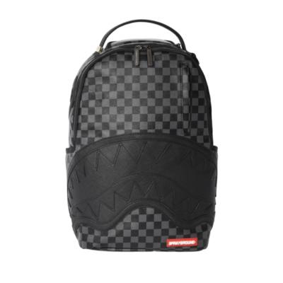 Zaino - Henny black checkered