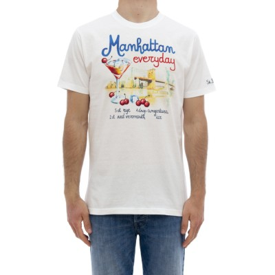 Man t-shirt - man manhattan...