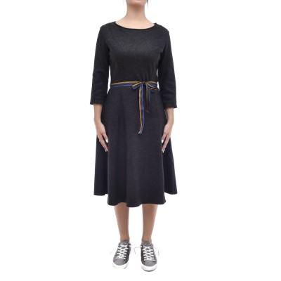 Vestito - 110j06 vestito felpa