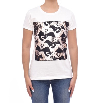 T-shirt donna - Icon w cicogna