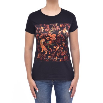 T-shirt donna - Icon b...