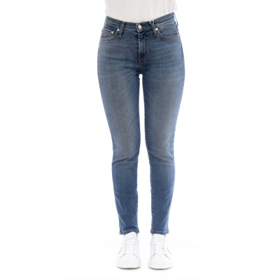 Jeans - Cate high sloean