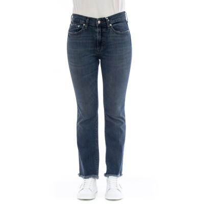 Jeans - Zandra rim
