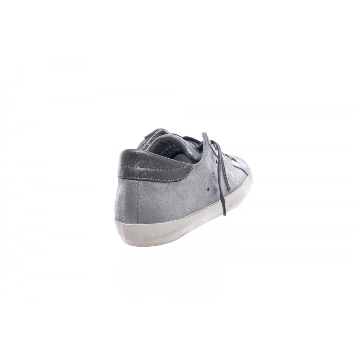 Scarpa - Clld argento spruzzata