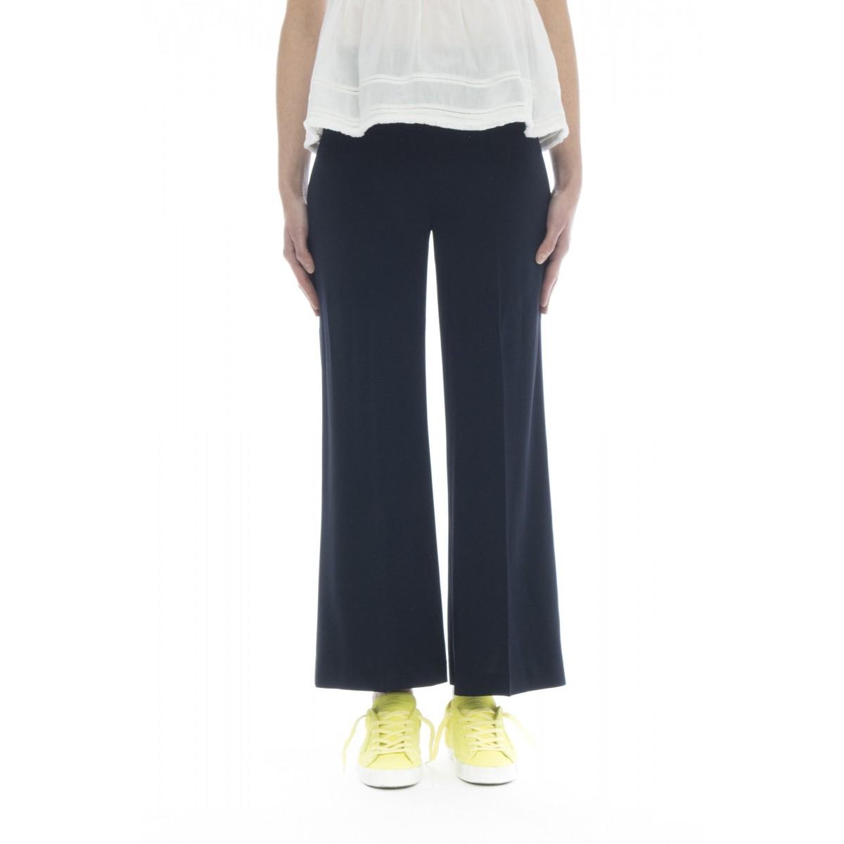 Pantalone donna - J4104 pantalone con elastico