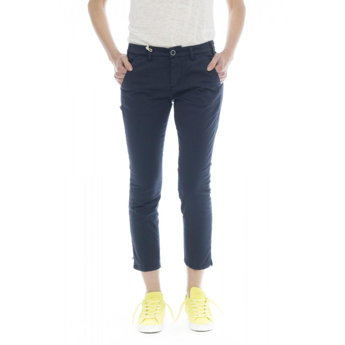 Pantalone donna - Melitas 1165 super slim strech caviglia
