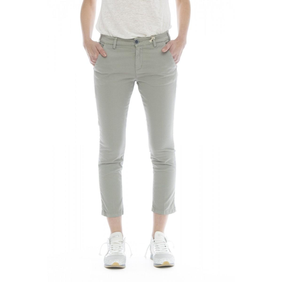 Pantalone donna - Melitas 1189 micro operato