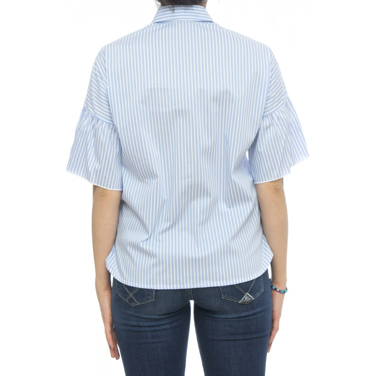 Camicia - Kanashima camicia rigata