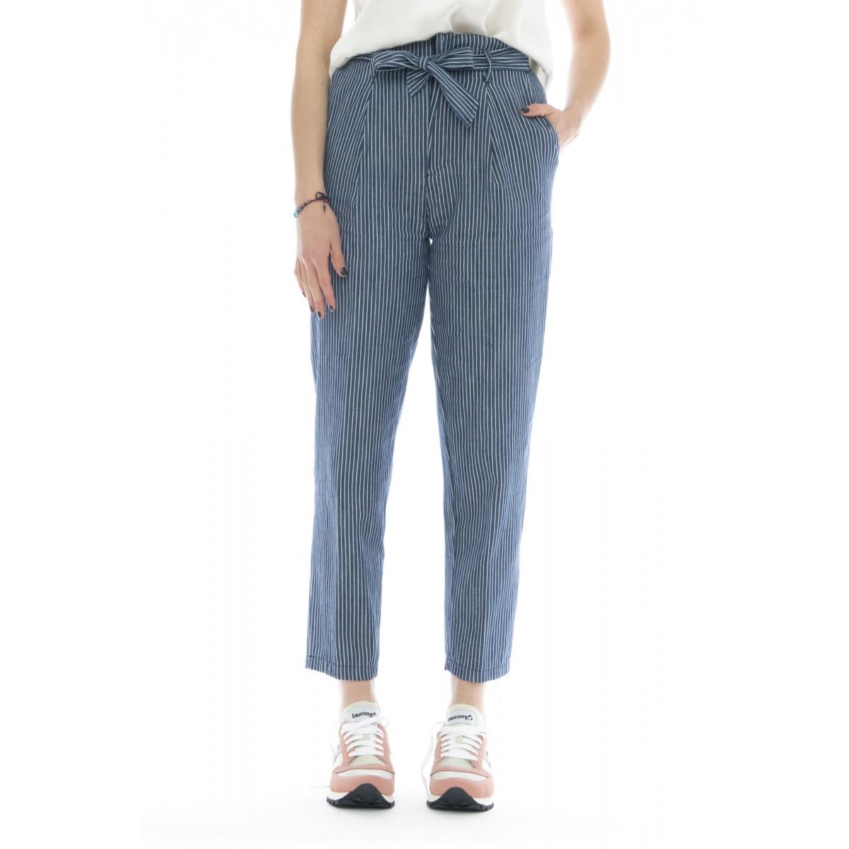 Pantaloni - Pdera pantalone rigato