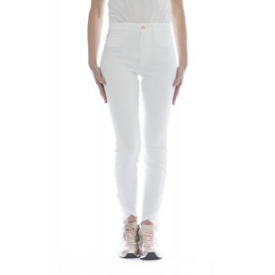 Jeans - The charlie ankle 5753 skinny vita alta