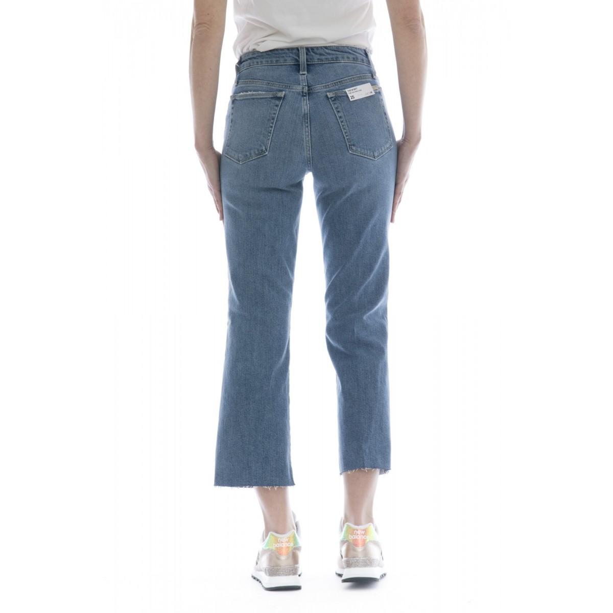 Jeans - The wyatt 5815 gamba dritta larga
