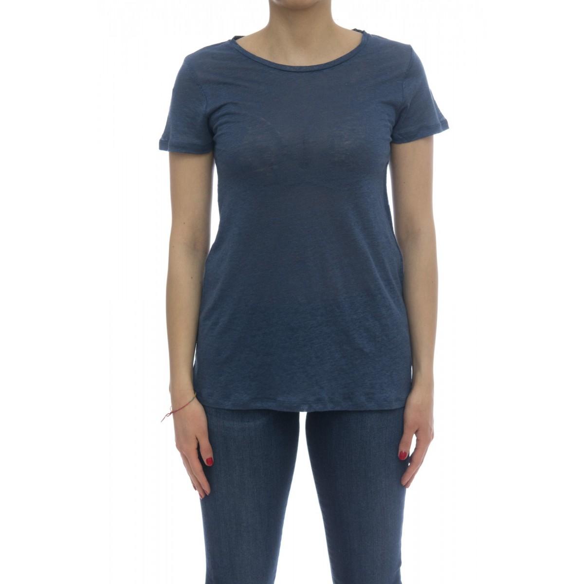T-shirt - E05 10 100% lino