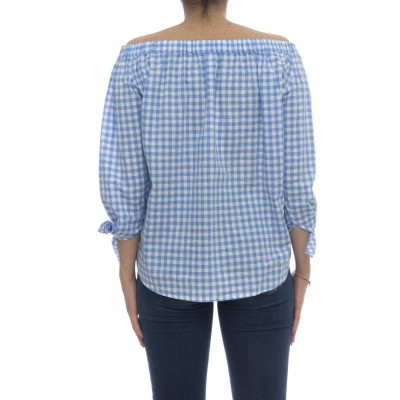 Camicia donna - S18214 camicia righina