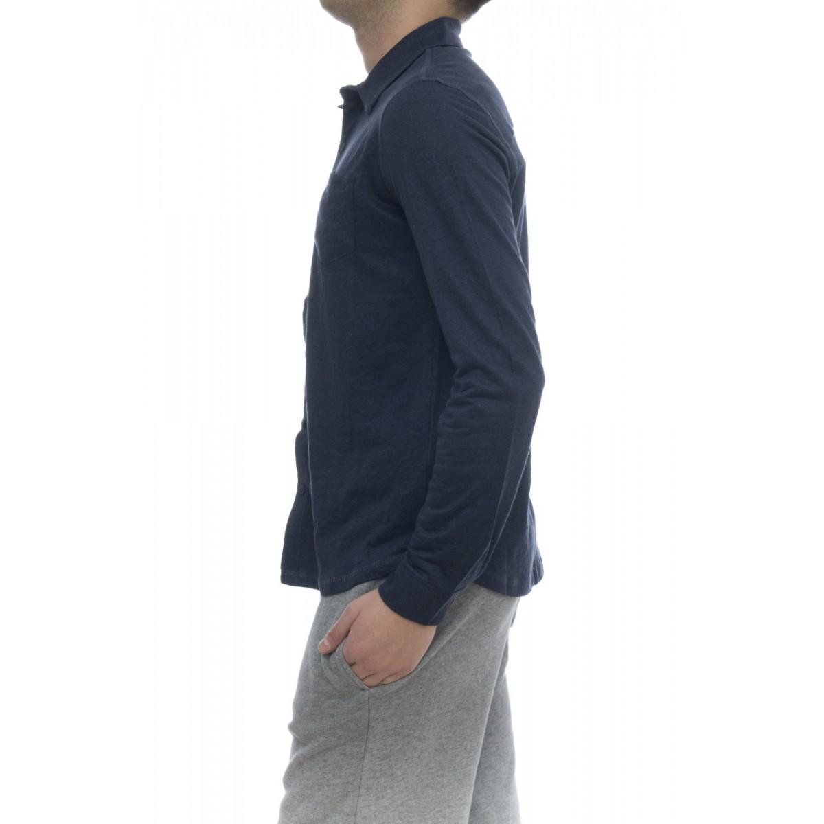 Camicia - 009 03 camicia lino taschino